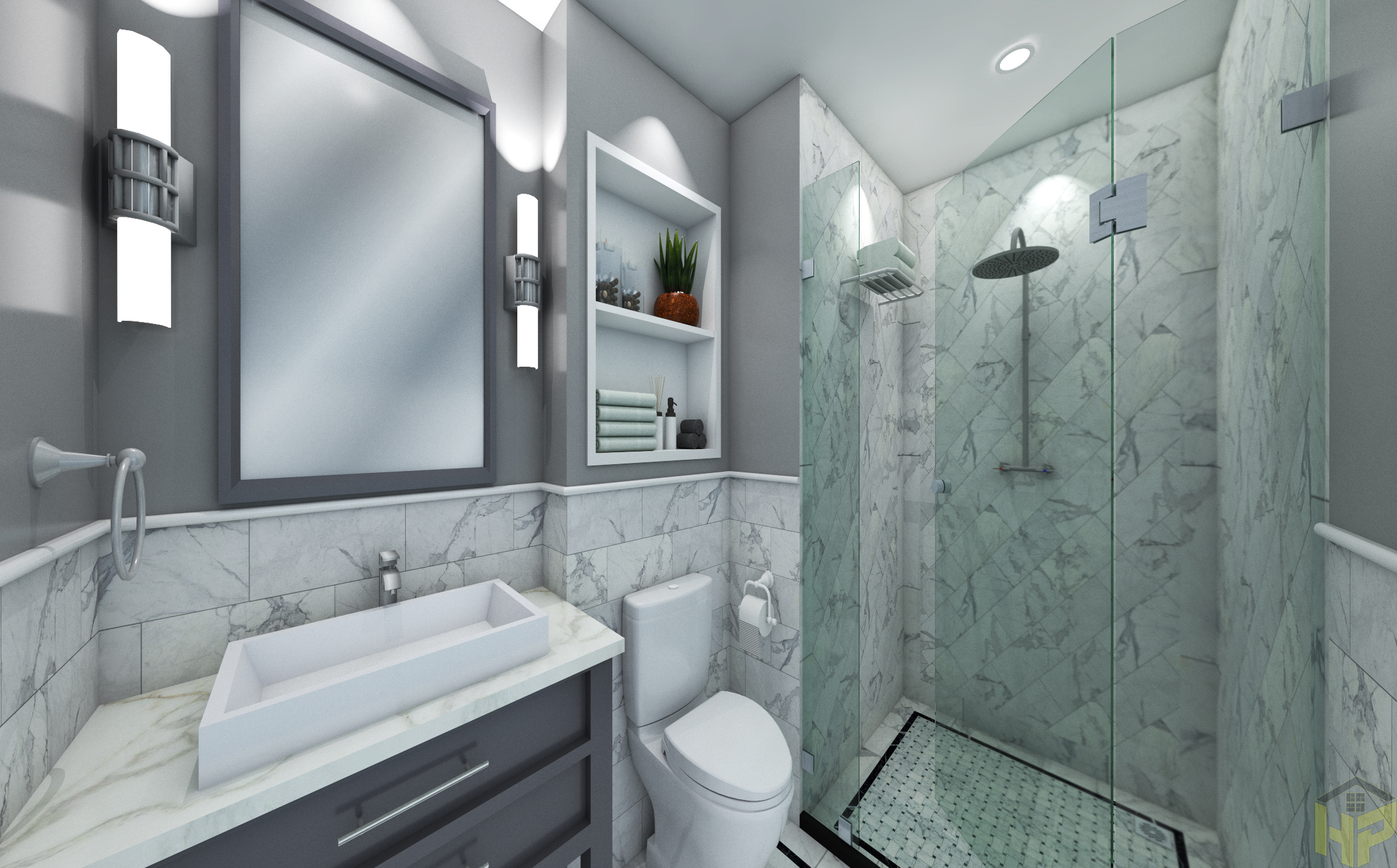 custom bathroom 11