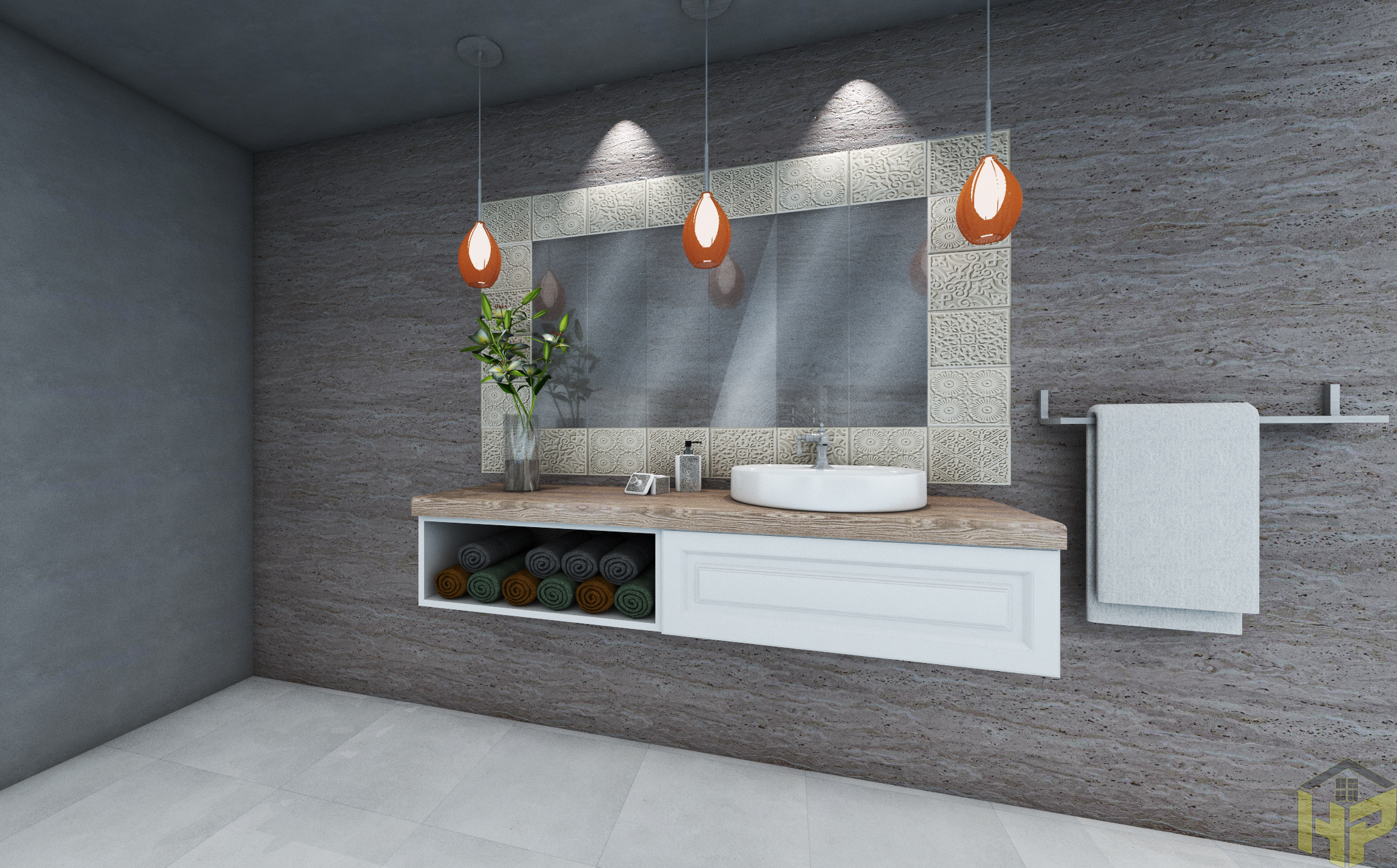custom bathroom 13