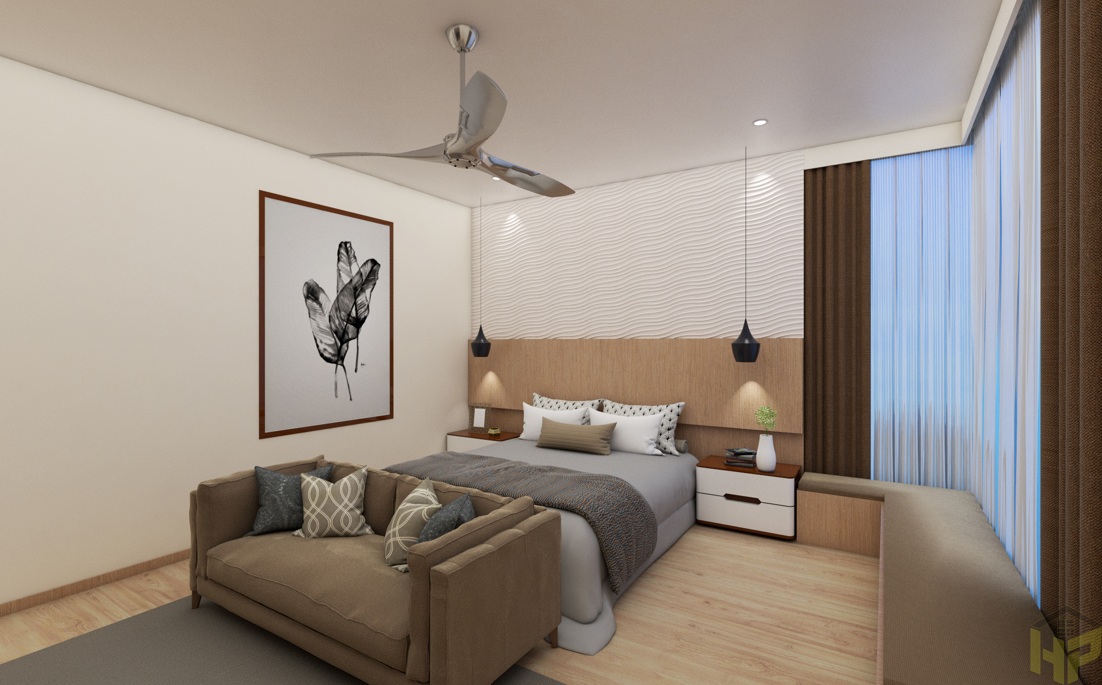 custom bedroom 38