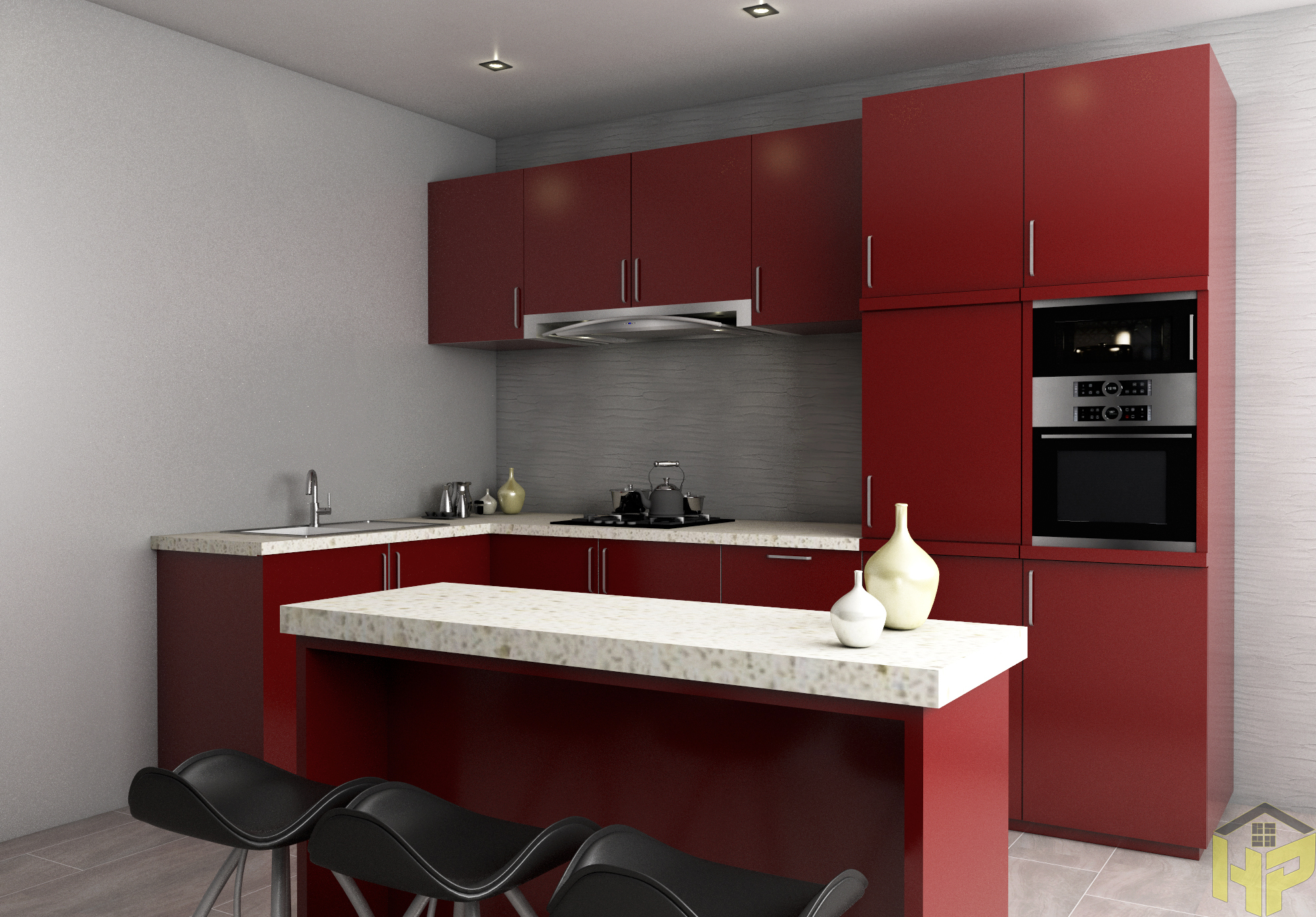 custom kitchen 7